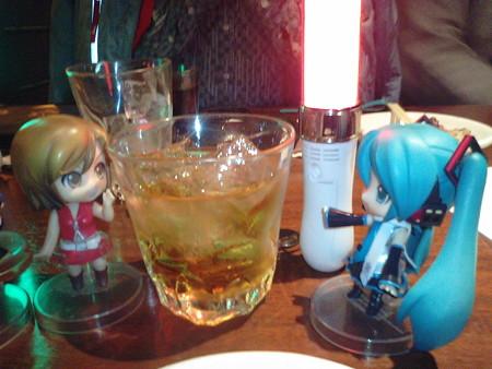 めー:「3杯目は『五年貯蔵梅酒』ね♪」