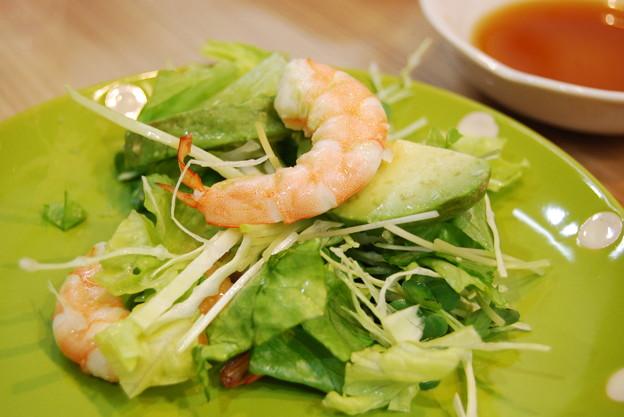 Photos: エビとアボカドのサラダ