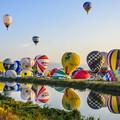 佐賀熱氣球