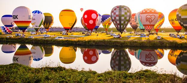 写真: Saga Balloon