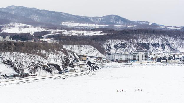 写真: Walk in the ice