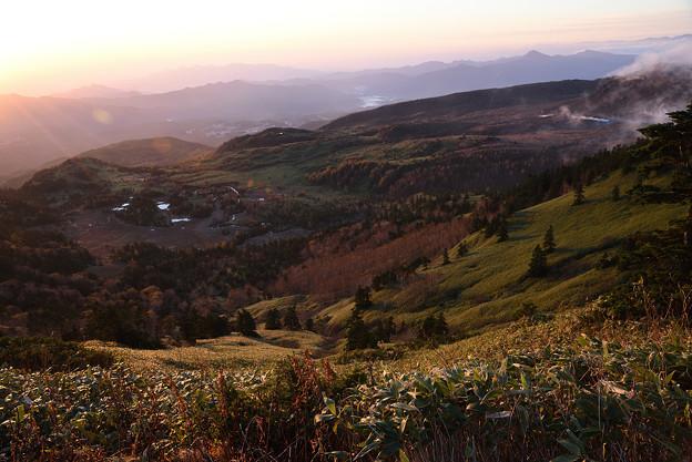 Photos: 渋峠の朝景