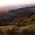 渋峠の朝景