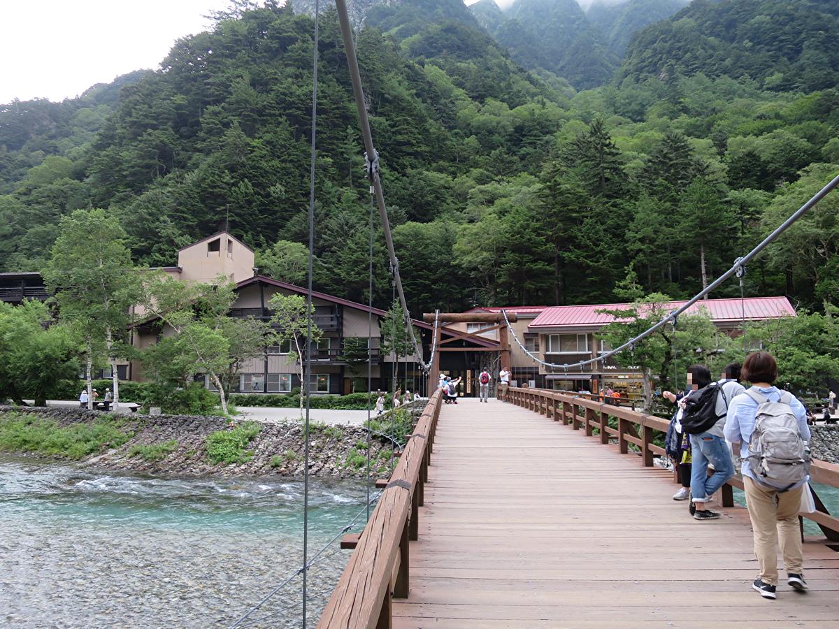 河童橋散策16