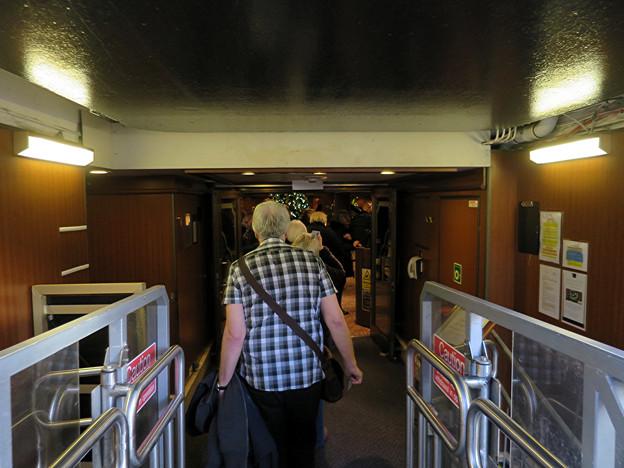 写真: 乗船口