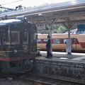 Photos: 国鉄381系+くろまつ
