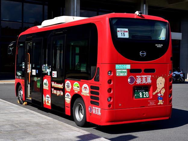 2017_0903_145702 日野ポンチョ・奈良交通 ぐるっとばす