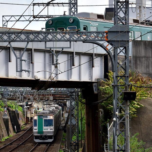 2017_0909_143200 近鉄と京阪の立体交叉