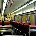 Photos: 2017_0924_160722 クロスシートと補助席