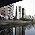 写真: 小名木川