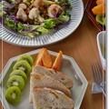 Photos: 飾りクープカンパーニュとカリフラワーのジャーサラダ