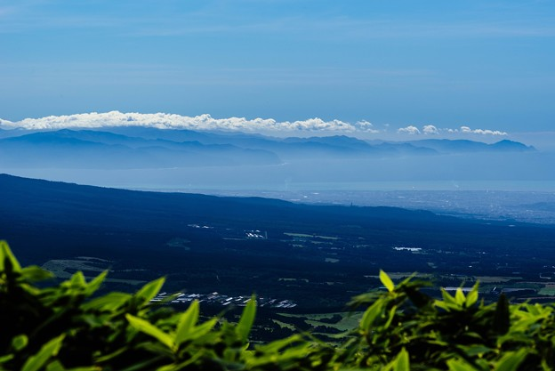 Photos: 伊豆の山並