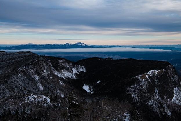 天狗岳からの景色#1