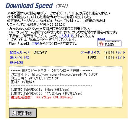 NTT光+So-net激遅回線死ねば良いのに!
