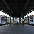 Photos: 伊万里駅にて