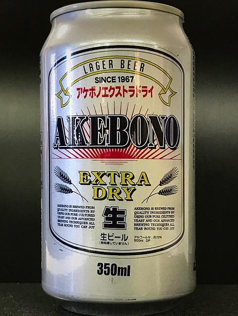 アケボノビール