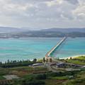 古宇利大橋 in Okinawa