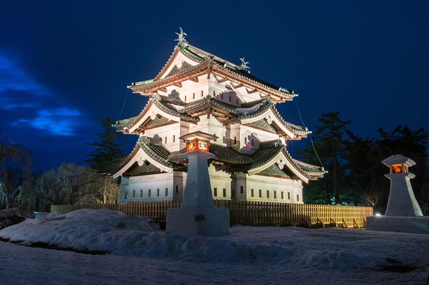 Photos: 弘前城