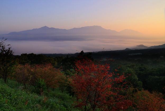 ☆南阿蘇の雲海