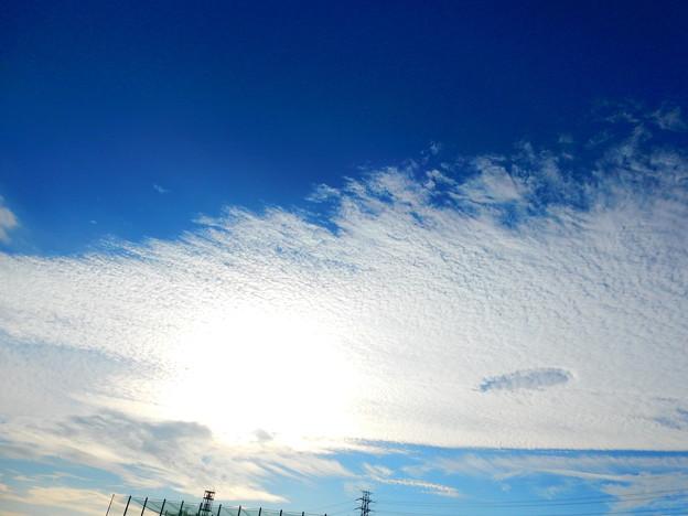 ミルクホール雲