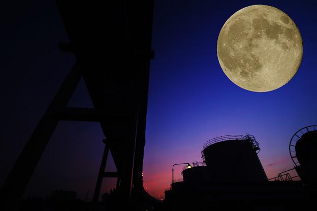 Highway&Moon