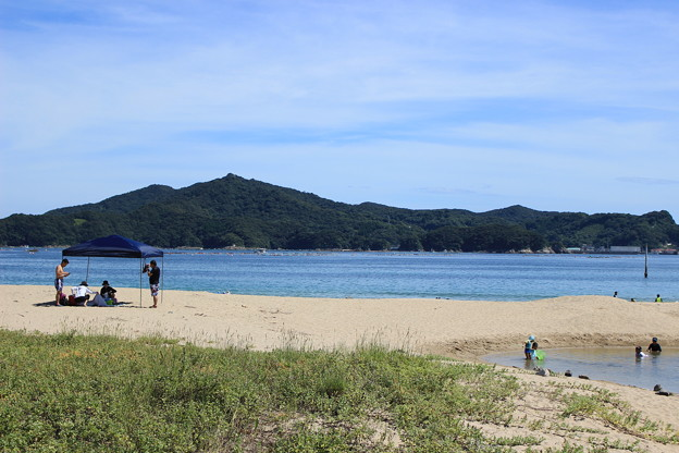 写真: 島浦島