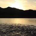 Photos: 日没前の川