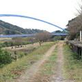 写真: 高千穂鉄道上崎駅跡3