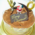 Photos: ☆クリスマスケーキ☆チョコ...