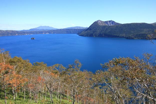 神秘の湖摩周湖