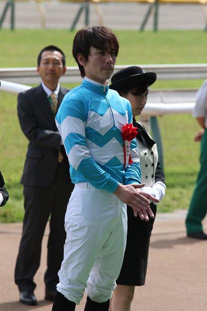 金子 光希  騎手(17/06/24・第19回 東京ジャンプステークス)