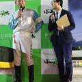 Photos: 藤本 匠 騎手(17/09/24・第25回 銀河賞)