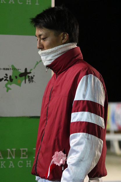 島津 新 騎手(17/11/25・7R)