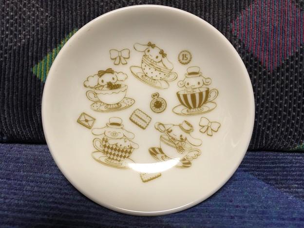 シナモロール 豆皿 チラシ
