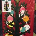 サンリオ クリスマスカード