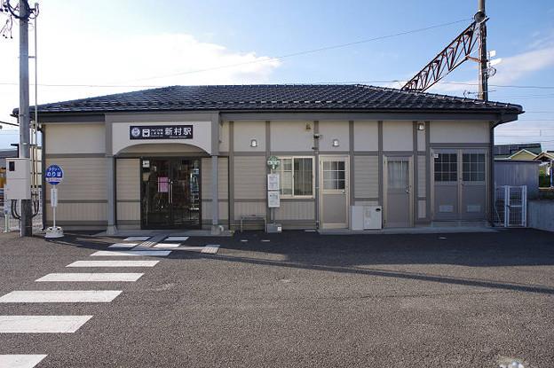 Photos: s6434_新村駅_長野県松本市_アルピコ交通