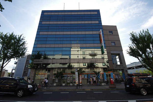 s0232_箕面郵便局_大阪府箕面市