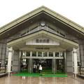 Photos: s1862_軽井沢駅北口2階入口_長野県北佐久郡軽井沢町_JR東・しなの鉄道