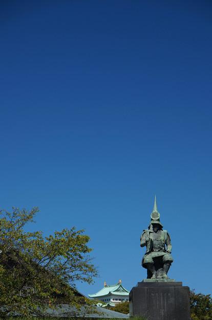 名古屋の空
