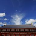 薬師寺の空
