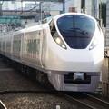 Photos: 常磐線 特急スーパーひたちいわき行 RIMG0581