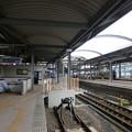 MR佐世保駅ホームからJRホームを見てみる