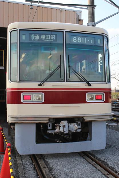 新京成8800形 8811F 普通津田沼表示