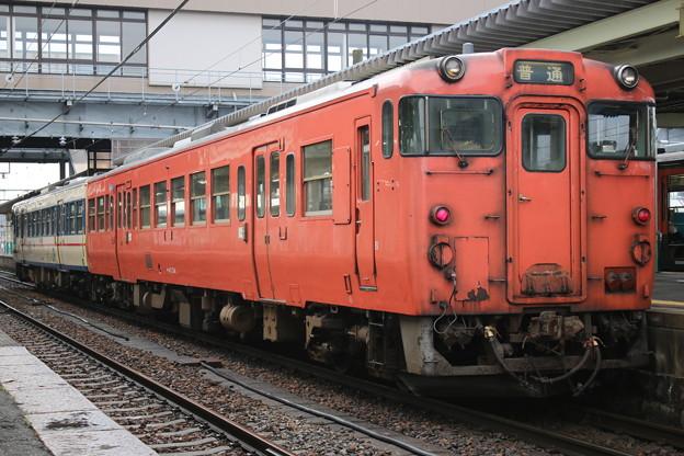 磐越西線キハ47 514