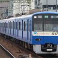 京急600形 606F(ブルースカイトレイン)
