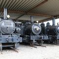 小湊鉄道 B104・1号・2号機関車