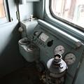 小湊鉄道キハ5800形 キハ5800の運転台