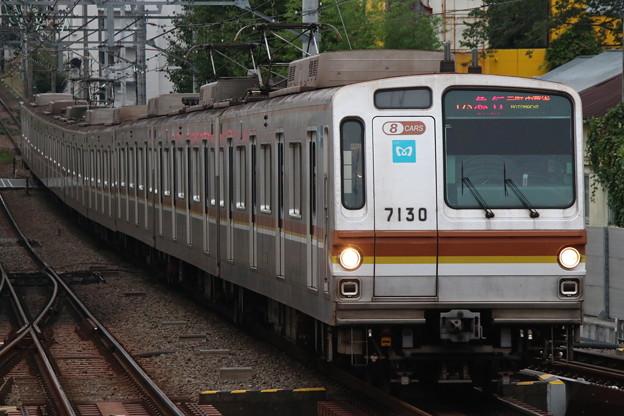 副都心線7000系 7130F(8連)