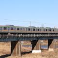 写真: 川越・八高線209系3000番台 ハエ64編成