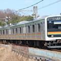 川越・八高線209系3000番台 ハエ62編成